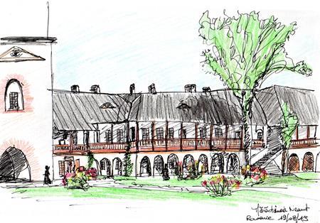 Monastère de Neamț