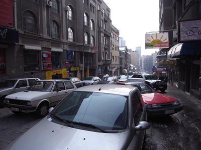 Parking a la Serbe