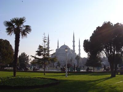 La Mosquee bleue