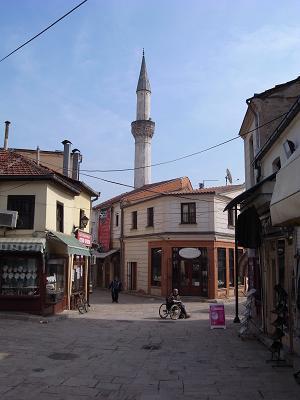 Quartier turc a Skopje