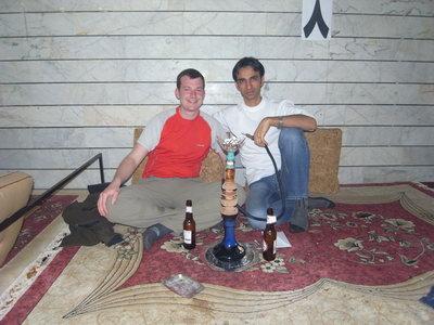Une biere et le Qeliān
