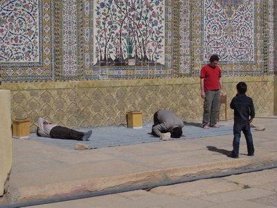 Chacun sa facon de prier