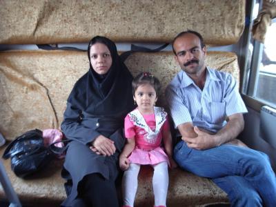 Abdul et sa famille