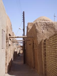 Une ruelle typique