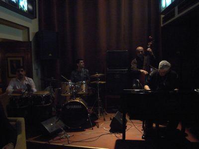 Malkhasian, le maitre du jazz armenien au piano