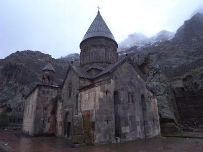 Le monastere de Geghard