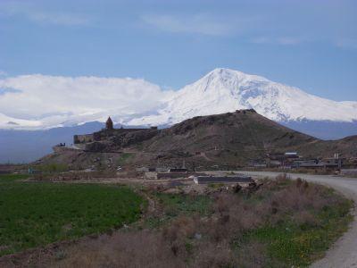 Le monastere de Khor Virap
